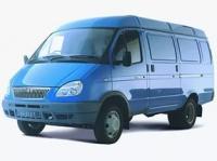 """ГАЗ 2705 """"Газель"""" фургон"""