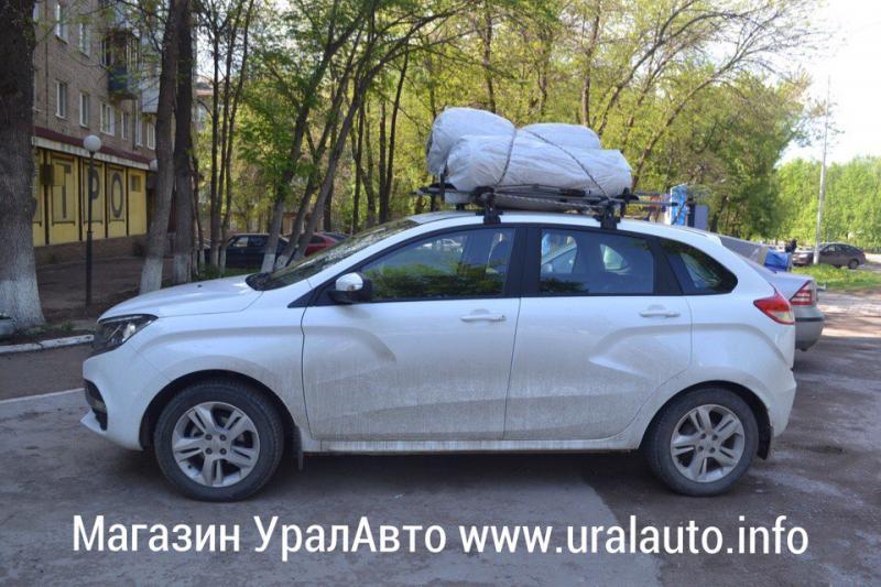 Багажник Lada Vesta седан c 2015-- LUX классик