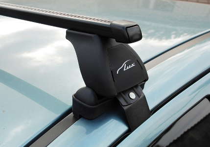 Багажник Mazda 2 хечбек 5дв с 2007- штат.место  LUX классик