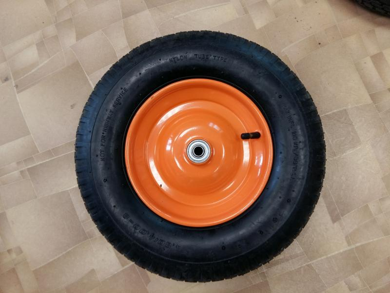 Колесо для тачки 4*8 (400*8  внутр.d-20 мм)