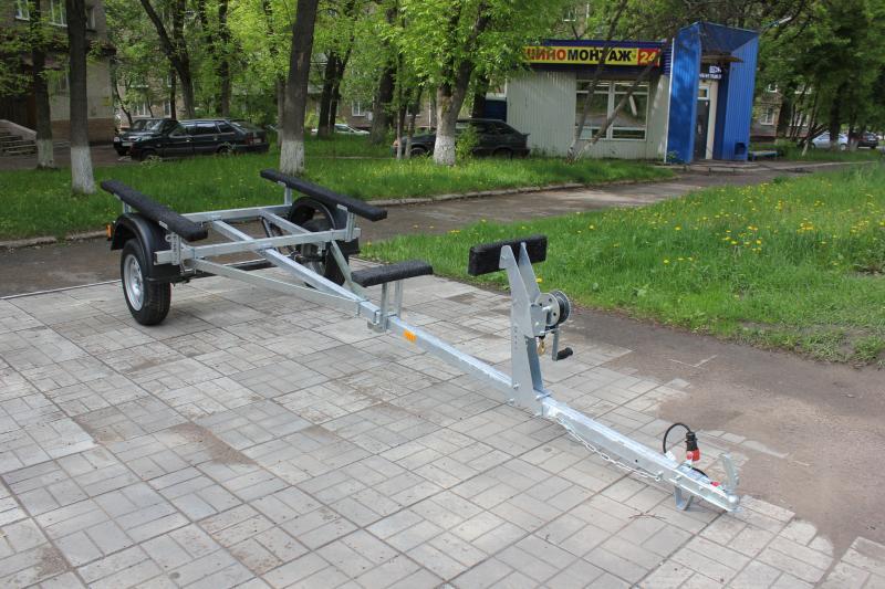 Лодочный прицеп МЗСА 81771С.012 (4,3м)КОМПАКТ