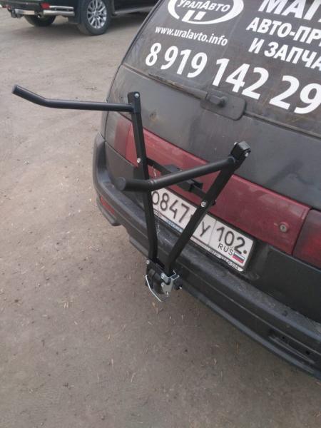 Крепление для перев. 2х велосип. на фаркопе/8578/