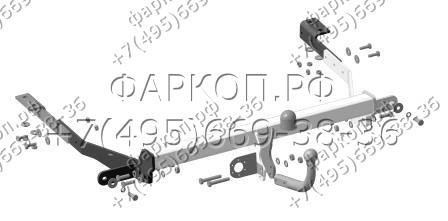 Фаркоп Peugeot Partner2 Minivan /Citroen Berlingo /2556-А