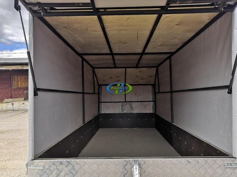 Прицеп 718421(3500*1500) с откидной дверью