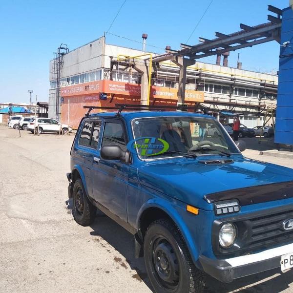 Бпагажник МУравей 2101-2107,НИВА,ГАЗ,АЗЛК,ИЖ L-140