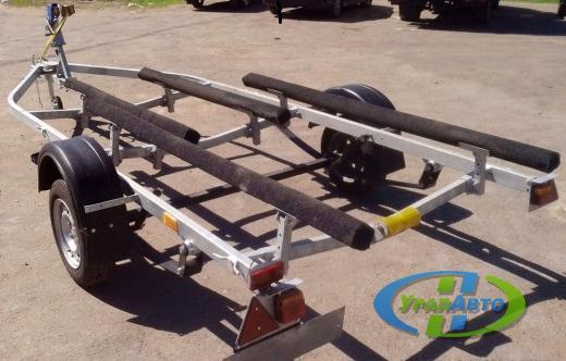 Прицеп лодочный AVTOS B55Р1B 5300*1568 рессора ГАЗ