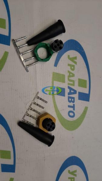 Байонетт 5 pin зеленый WTYZA