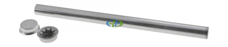 Вал для подкильного ролика 234х16 мм C11283
