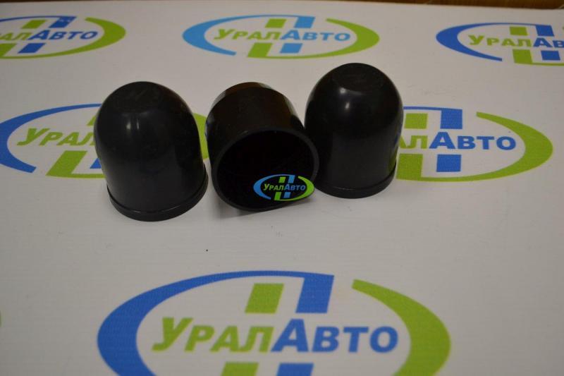 Колпачок фаркопа черный пластик