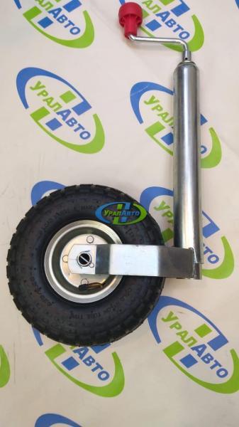 Колесо опорное TR09 шина ПЛЮС 150кг