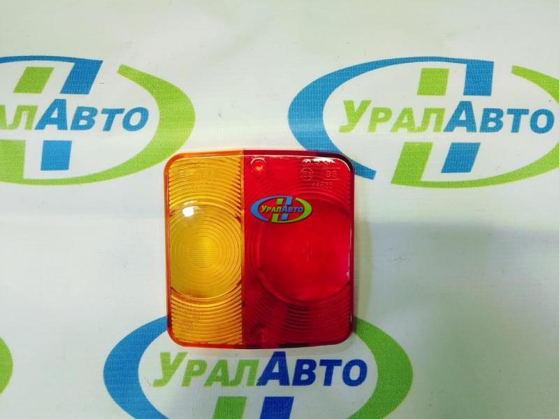 Стекло заднего фонаря комб. без подсв.номера/408111/