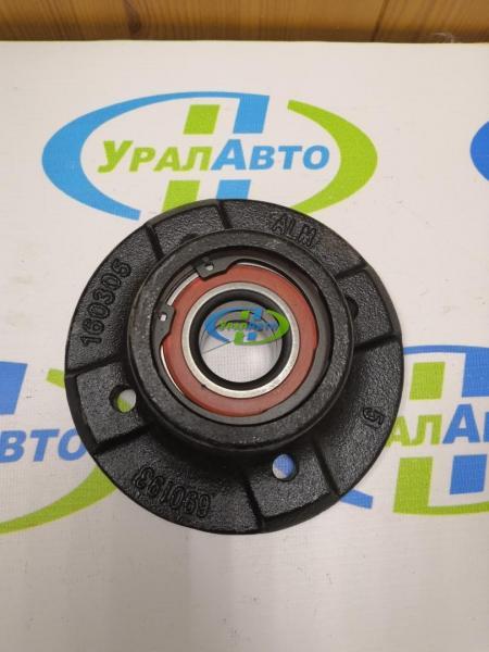 Ступица AL-KO 375 кг 98x4 M12x1,5 с компактным подшипником 30х60х37 /1 367 697/