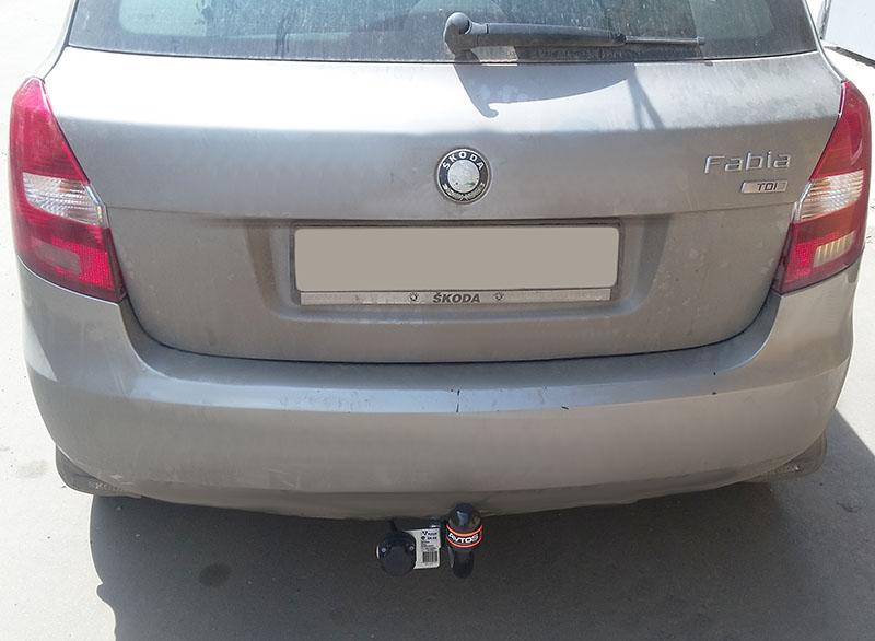 Фаркоп SKODA FABIA седан/универсал (2004-2007)SK05 Автoc