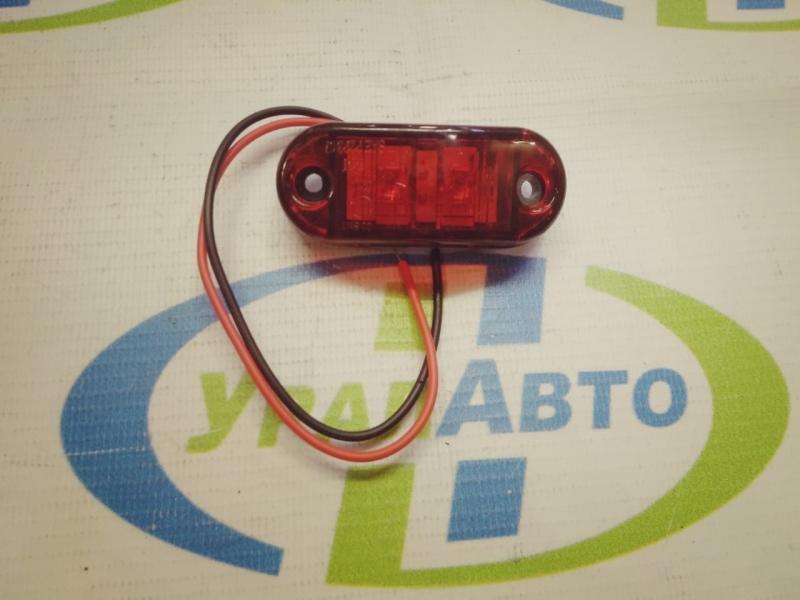Фонарь габ. CD644-RE LED /красный/