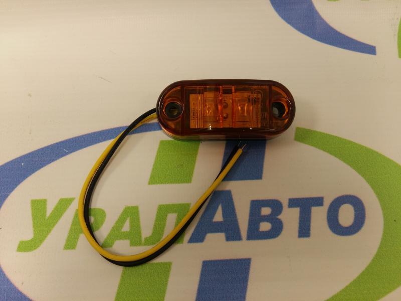 Фонарь габ. CD644-YE LED /желтый/