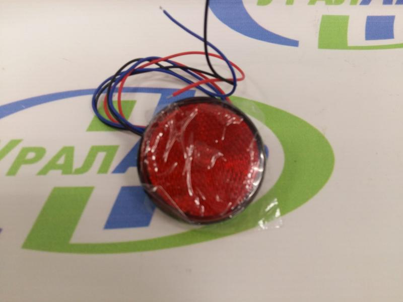 Фонарь габ. CP457 LED кругл /красный/