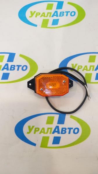 Фонарь габ. FT -001Z LED желтый
