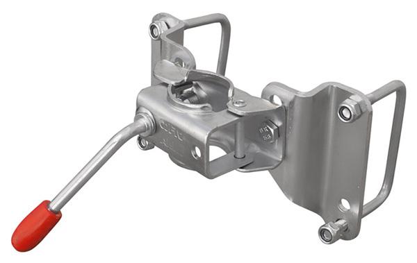 Хомут опорного колеса  для лодочного прицепа МЗСА 4630030-01 200 кг