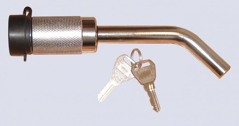 Штифт палец фиксатор  с замком ( D 14mm ) KPL-029